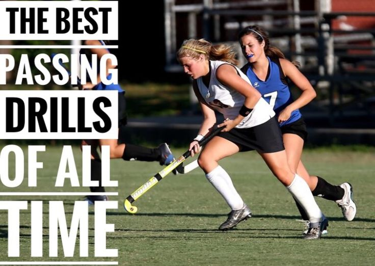 Without a strong passing game, you aren't likely to succeed in field hockey. Improve your game with these drills!