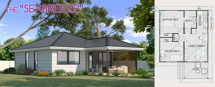 Seabreeze | Lifestyle Granny FlatsLifestyle Granny Flats. Our #grannyflat is more like a backyard bungalow with a modern & funky design.