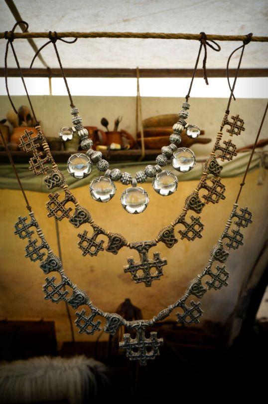 Voice of Nature: Viking jewelry