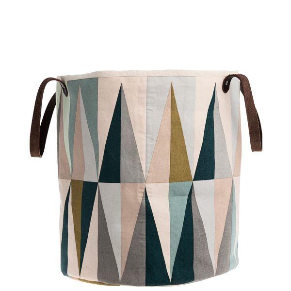 Spear basket by Ferm Living.