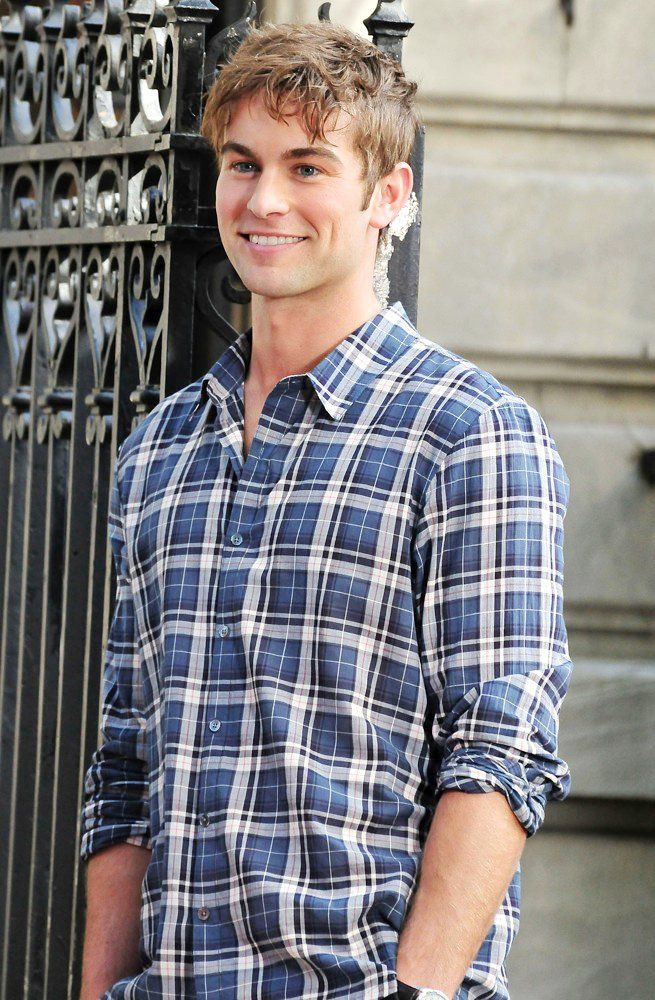 Nate Archibald - chase crawford