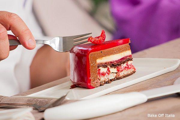 torta giorgio di knam dedicata al figlio
