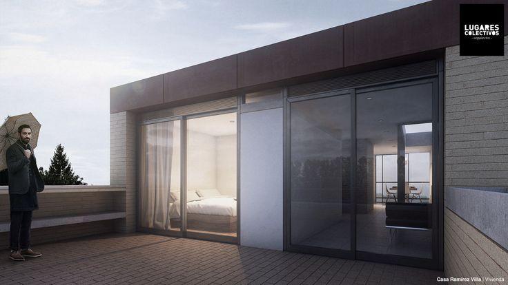 https://flic.kr/p/Np8Pwd | Casa Ramírez Villa | Diseño: Lugares Colectivos Arquitectos