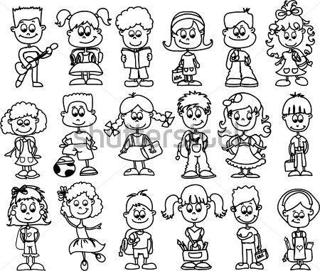 kreslení školáci - Hledat Googlem