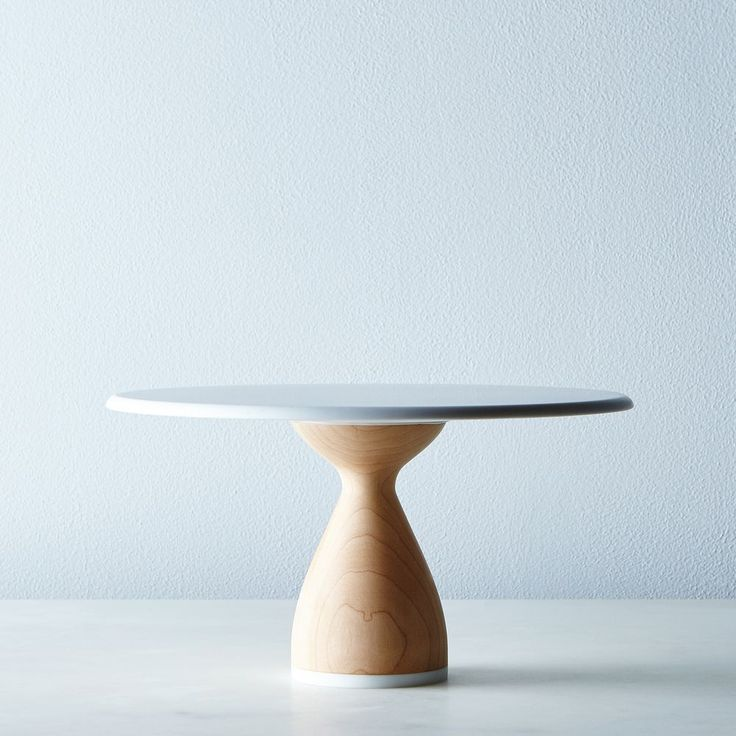 Maple Cake Stand on Food52