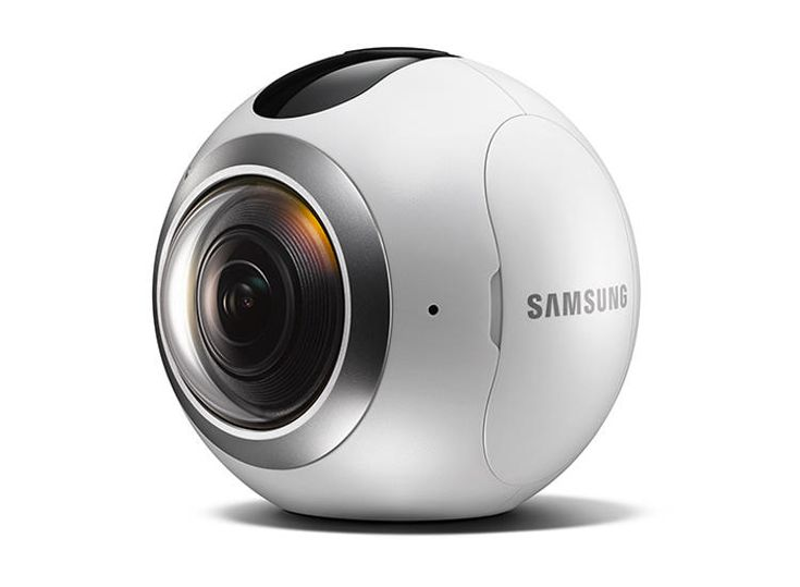 Virtuális valóság Samsung Gear 360 kamerával