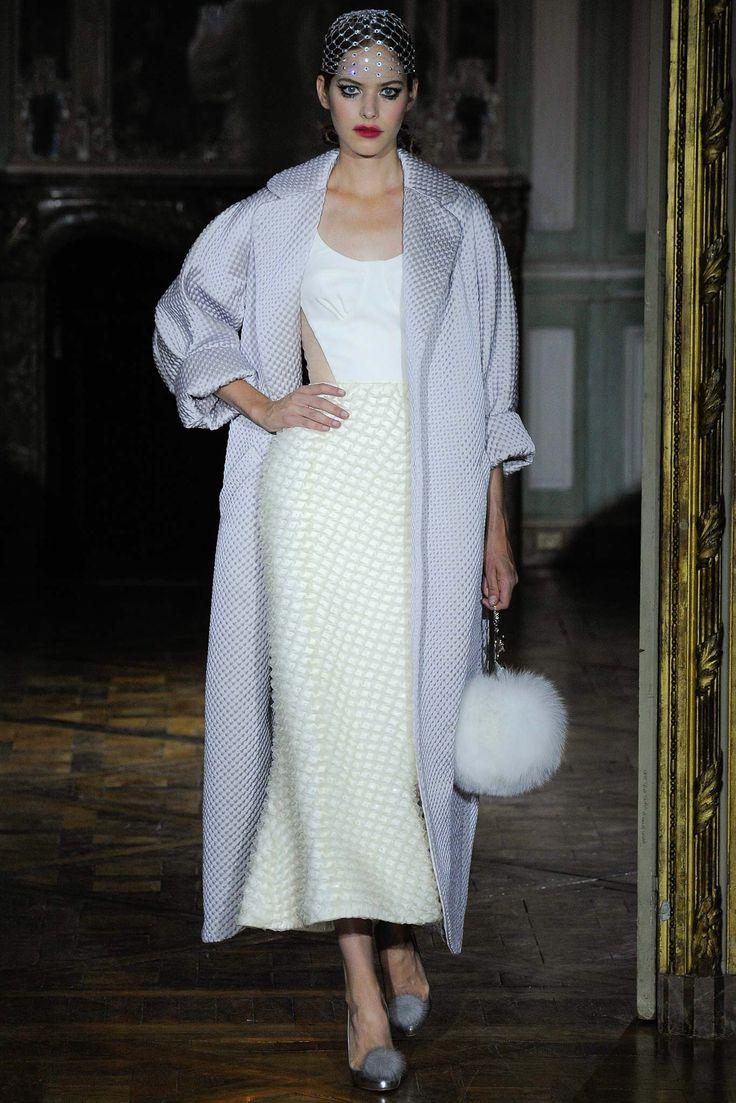 Ulyana Sergeenko, Look #16