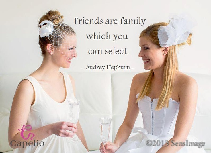 #quote #audreyhepburn #family #friends #friendship
