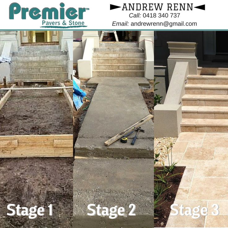 The process to create and pave a staircase is quite an interesting one. Just look at the three photos of the process!  #pavers #paverlife #customdesign #custompavers #landscaping #landscapingdesign #gardendesign #outdoorliving #hardscaping #hardscape #Melbourne #Australia #business #smallbusiness #smallbiz #patio #walkway #driveway #flooring #outdoorfireplace #firepit #outdoorkitchen #waterfeature #stonework #pool #pools #spa #spas #swimmingpool #backyard #backyardlife