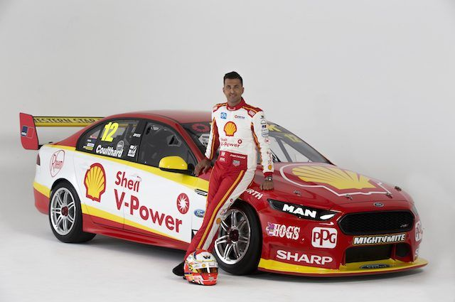 DJR Team Penske Fords come out of 'shell' - Speedcafe