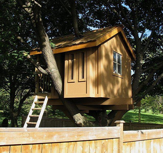 10 kids treehouses that go well beyond treehouses garden design ideascool tree housestreehouse