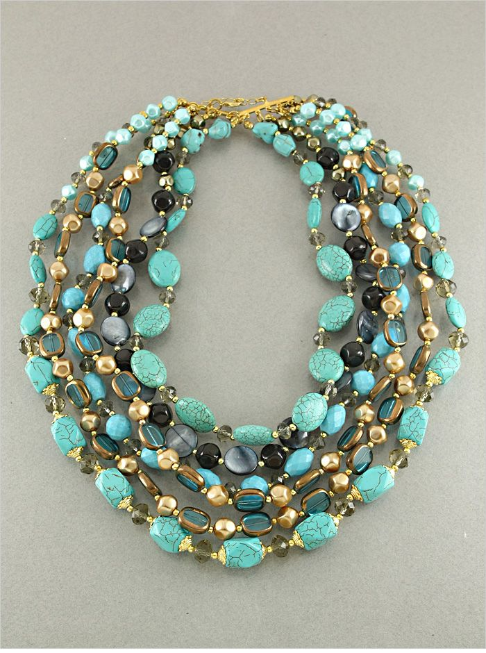 1000 ideas about turquoise necklace on
