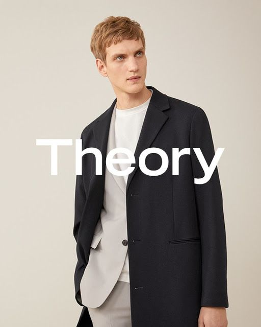 0376237f360 DIARY OF A CLOTHESHORSE  THEORY SPRING SUMMER 2019 MEN S CAMPAIGN ...