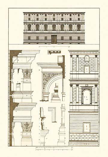 palazzo giraud at rome renaissance architecture