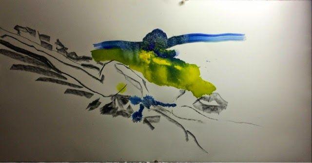 artistic creation : New series