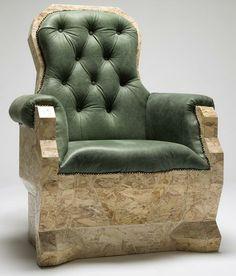 osb grandfather chair