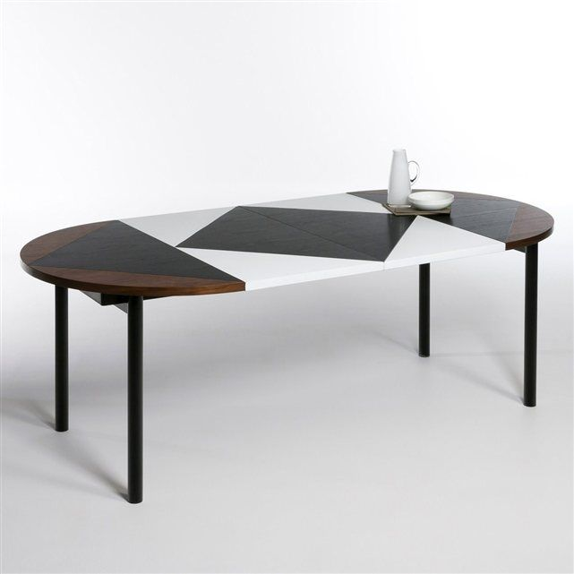 1000 id es sur le th me table ronde avec rallonge sur. Black Bedroom Furniture Sets. Home Design Ideas