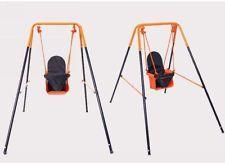 Baby toddler swing set slide outdoor play kids play ground swing set NEW