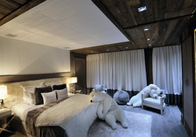 Chalet Brickel in France