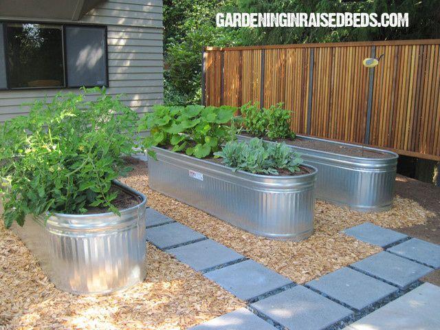17 best ideas about raised bed garden design on pinterest for Garden design hacks