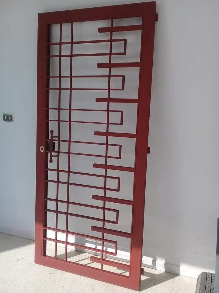 Porta Cd Design Moderno.Puertas De Hierro In 2019 Iron Gate Design Steel Gate