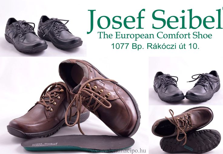 Josef Seibel férfi vízálló (Tex) cipők barna és fekete színben is vásárolhatók, a Josef Seibel Referencia Szaküzletben és webáruházunkban!  http://valentinacipo.hu/josef-seibel/ferfi/barna/zart-felcipo/141367339  http://valentinacipo.hu/josef-seibel/ferfi/fekete/zart-felcipo/138026139  #josef_seibel #josef_seibel_cipőbolt #josef_seibel_webshop