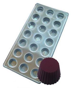 Stampo Cioccolato Bicchierino Rigato | Graziano Vendita On Line