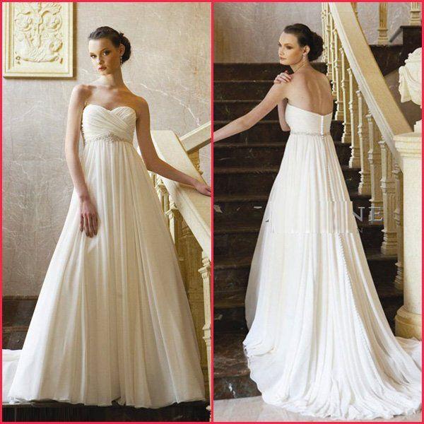 Ivory Vs White Dress Wedding Ideas