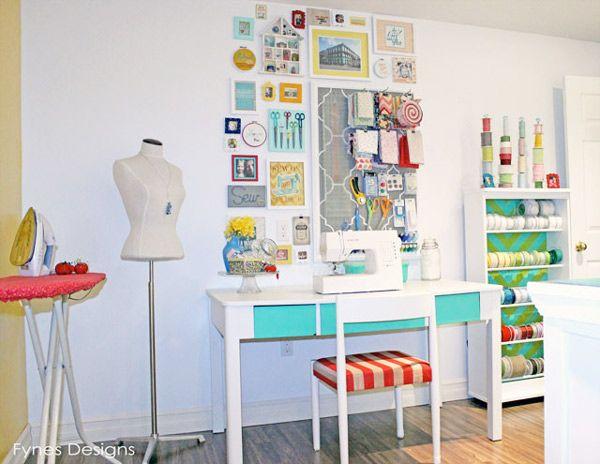 10 astuces pour un espace de couture encore plus fonctionnel « Blog ...