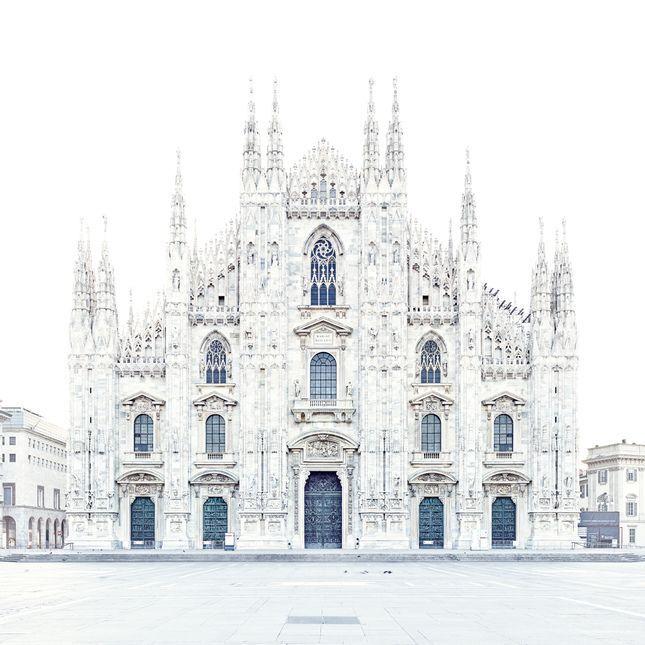 David Burdeny , Dumo, Milan, Italy