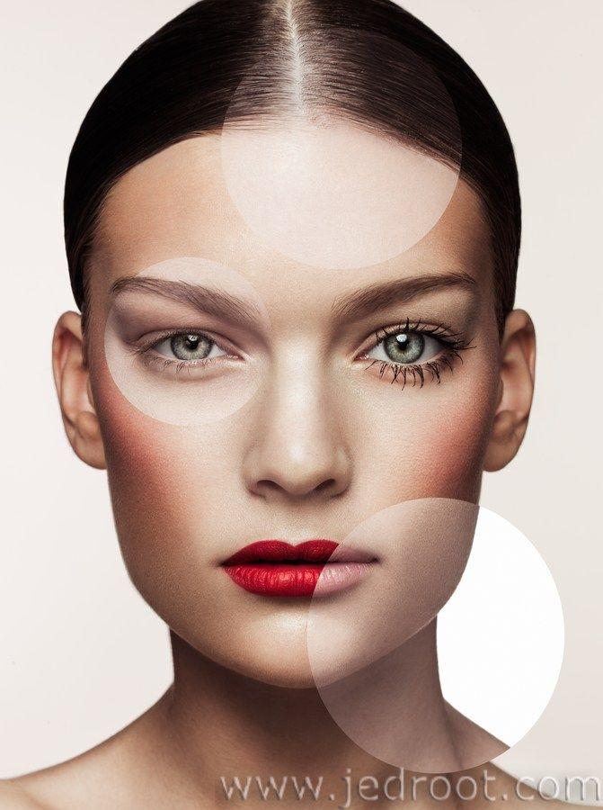 Elias Hove For Schön Magazine: Jed Root - Makeup Artists - Elias Hove