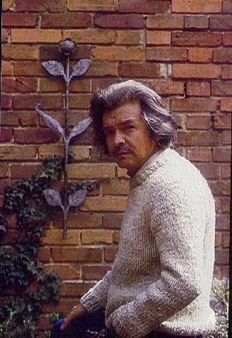 Carlos Rojas, artista de la flor de hierro - Carlos Rojas