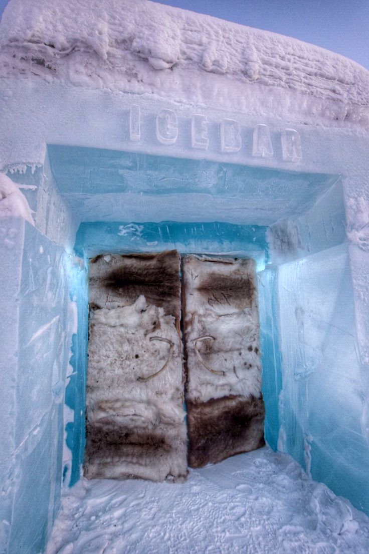Ice Hotel Photo:T.Paulzon