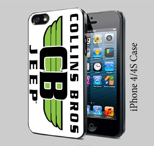 cb jeep logo - iPhone 4/4S case
