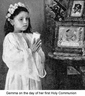 THE HEALING OF [the eyes of] GEMMA DI GIORGI [by St. Padre Pio],PadrePioDevotions.org ~ posted Apr 03 2011 bySalvation, freerepublic.com
