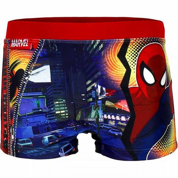 Spiderman badebukser fra Marvel med flot motiv til drenge