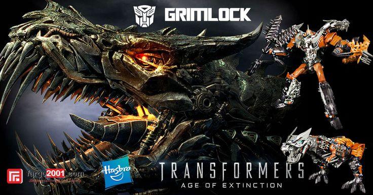 """BARU !! Transformers Leader Class Grimlock Action Figure dari film bioskop """"Transformers Age of Extinction"""". http://fargo2001.com/hasbro-toys-transformers-4-leader-class-grimlock-1398.html?search=grimlock . Kami juga menjual berbagai macam pilihan action figure lainnya."""