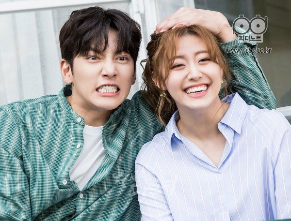 """[Drama] More poster shoot behind-scenes to enjoy for """"Suspicious Partner"""" 