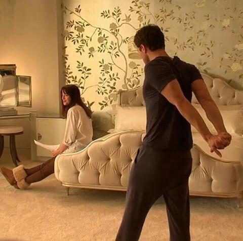Best Bedroom Scene 1 50 Shades Of Grey Fsog Pinterest 400 x 300