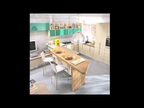 WOOD kitchen!