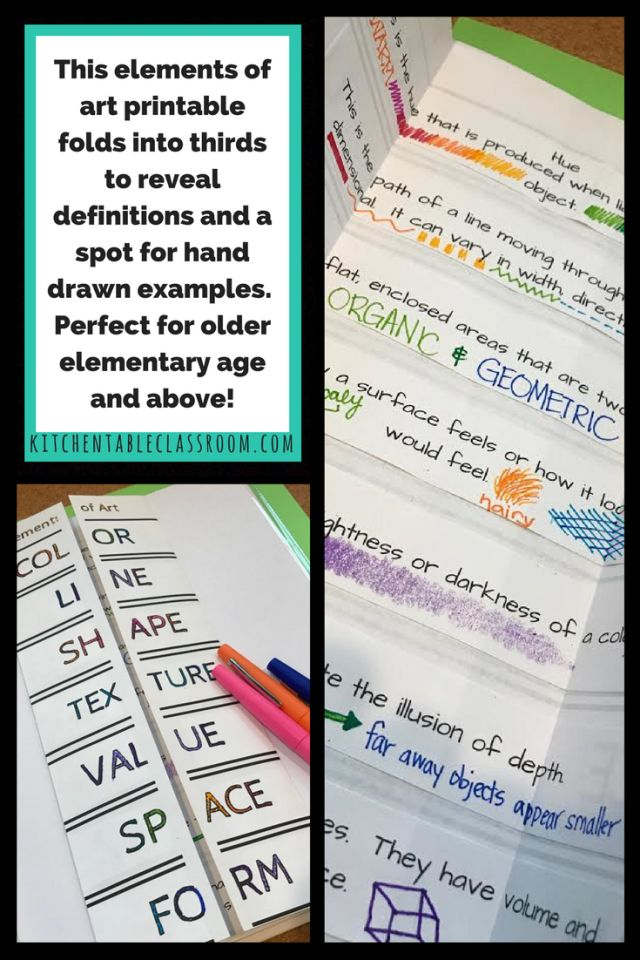 Elements Of Art Definitions And Examples : Best ideas about elements of art definition on pinterest