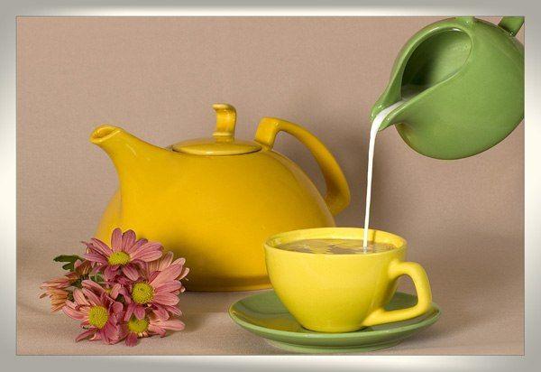 Какой чай лучше зеленый или черный