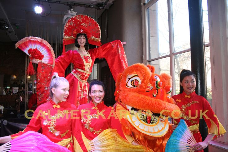 Chinese New Year Entertainment to hire.  Chinese classical dancers, Chinese Lion (staged act + walkabout entertainment), Chinese Astrology, Chinese Stilt and Chinese Fortune Cookie Hostess. Available to hire across the UK including: Manchester, London, Birmingham, Wales, Brighton, Newcastle & Cheshire.
