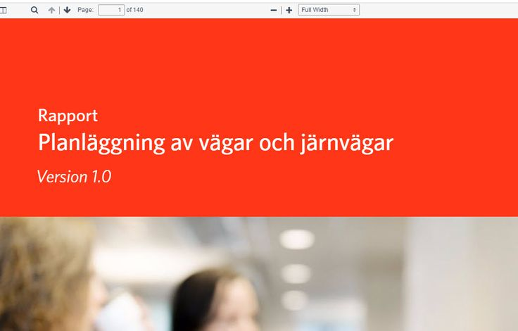 Planläggning av väg och järnväg http://docplayer.se/1839-Rapport-planlaggning-av-vagar-och-jarnvagar-version-1-0.html . På #docplayer: http://docplayer.se #Trafikverket