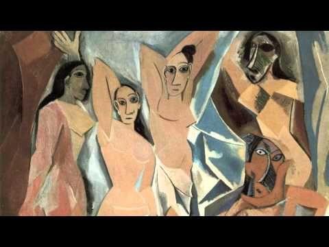 Video educativo sobre la vida y obra de Picasso. Muy recomendado para niños/as.