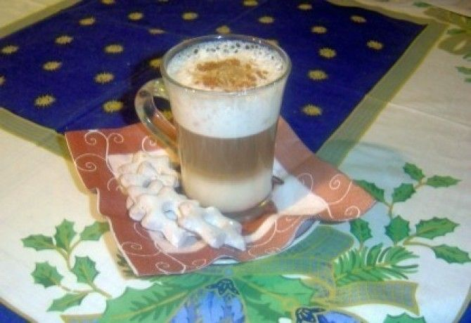 Mézeskalács-cappuccino recept képpel. Hozzávalók és az elkészítés részletes leírása. A mézeskalács-cappuccino elkészítési ideje: 15 perc