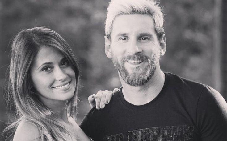 El mensaje de amor de Antonella Rocuzzo a Leo Messi