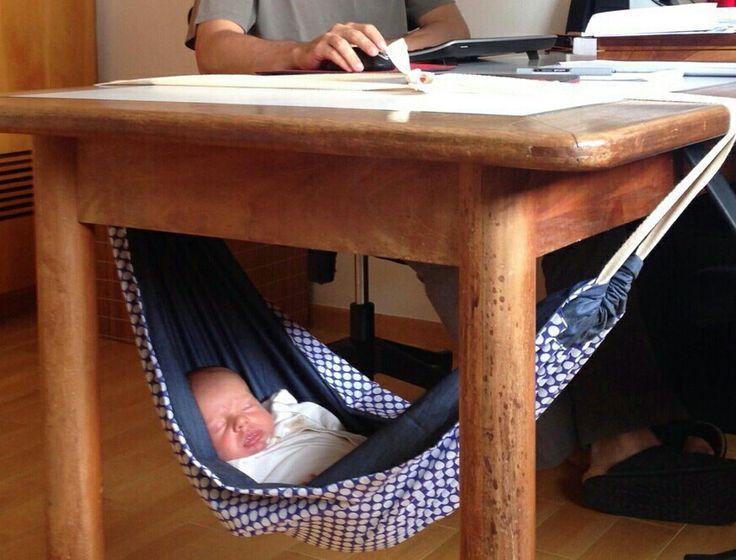 Baby hammock