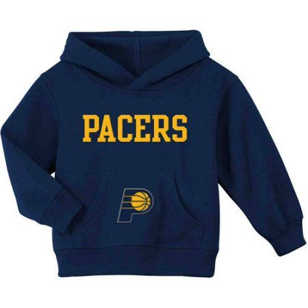 NBA Indiana Pacers Team Fleece Hoodie, Size: 25 Months, Blue