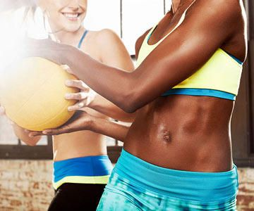 What's better than transforming your body in just three weeks? Doing it with a friend! Pair up with a pal — or even your guy — and watch the pounds melt away with our ultimate slim-down routine.